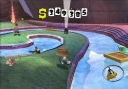 Looney Tunes Back in Action Game Screenshot