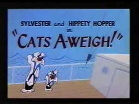 Looney Toons - Sylvester - Cats A Weigh