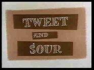 Tweetandsour