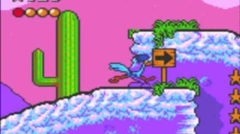 Desert Speedtrap (Sega GameGear) - Walkthrough - Level 11 - Speed Seed