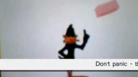 Duck Amuck DS - Daffy Explains