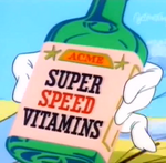 Super Speed Vitamins