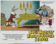 Lt bugs bunny road runner movie lobby card 3