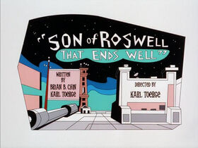 Lt son of roswell