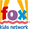 Old School Fox Kids Logo