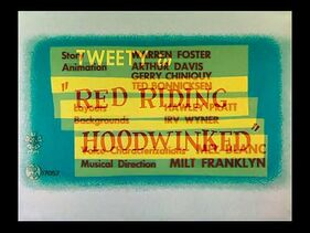 Red Riding Hoodwinked (1955)