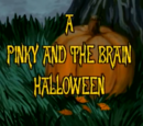 A Pinky And The Brain Halloween