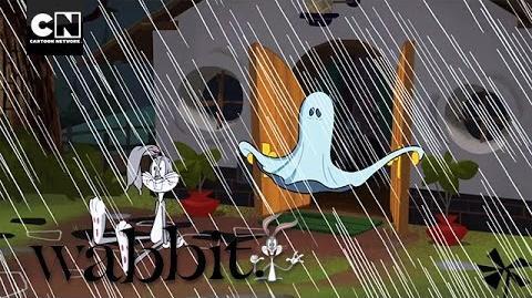 Bedsheet Battle - Wabbit - Cartoon Network