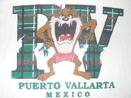 Tasmanian Devil Taz Puerto Vallarta Mexico