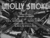 Wholly Smoke