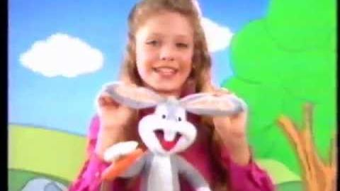 Looney Tunes - Fur Toys - Toy TV Commercial - TV Spot - TV Ad - Tyco - 1994