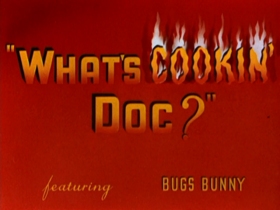 What's cookin' doc-title