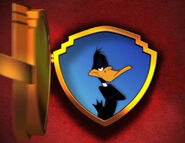 Daffy after credits