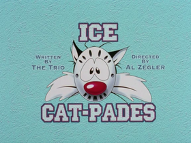 Ice Cat-Pades