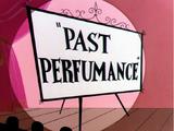 Past Perfumance