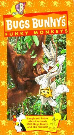Funky Monkeys VHS
