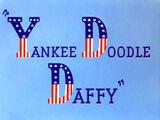Yankee Doodle Daffy