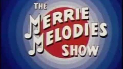The Merrie Melodies Show on Teletoon Retro (Episode 10 Bridging Sequences)