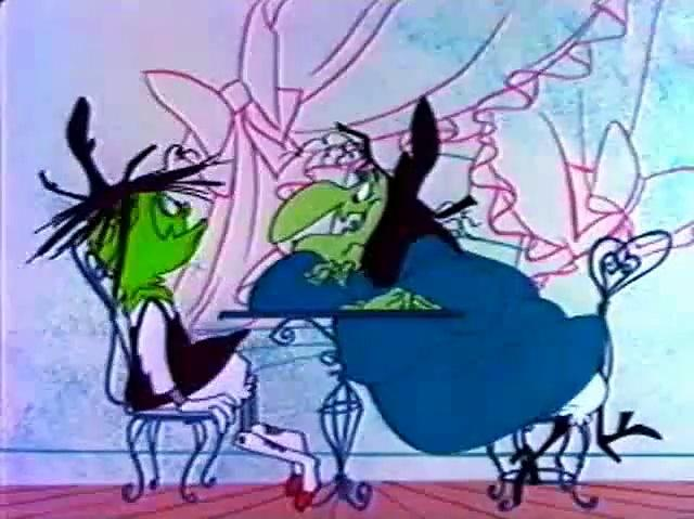 Bugs Bunny - Bugs Bunny Howl-Oween Special
