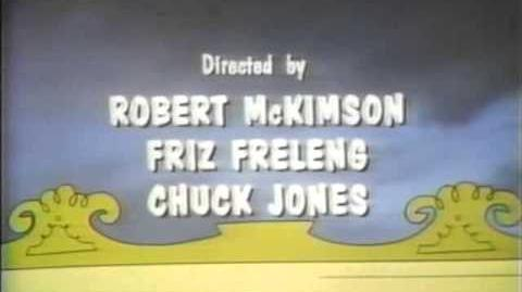 Sylvester & Tweety Show 1976 CBS Cartoon Closing Credits