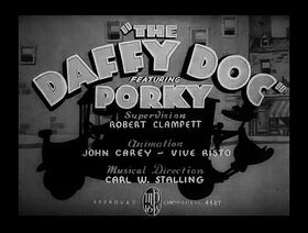 The Daffy Doc (1938)
