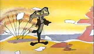 Road Runner - Zoom and Bored