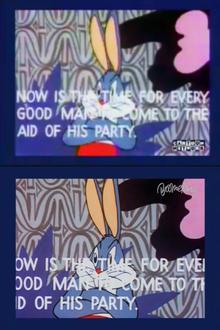Wackikiwabbit scene usa vs eu dubbed