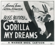 GorillaMyDreams Lobby Card