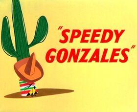 Speedy Gonzales Titles