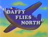 Daffy Flies North