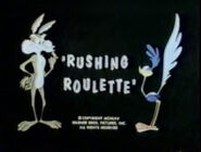 Lt rushing roulette tbbrrs fs