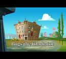 Bugs the Gladiator