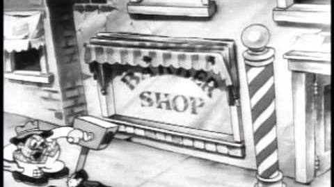 The Organ Grinder 1933