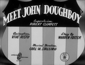 Meet John Doughboy