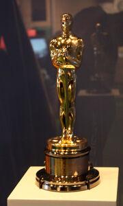 Oscar trophy