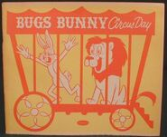 Lt coloring whitman bugs bunny circus day