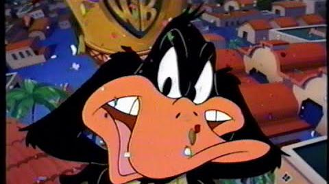 The Daffy Duck Show (1996) Trailer (VHS Capture)