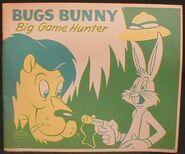 Lt coloring whitman bugs bunny big game hunter