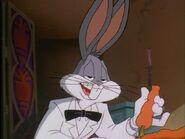 Bugs as Bogart