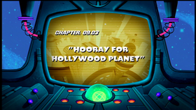 Hooray for Hollywood Planet-title