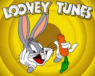 Looney Tunes Bugs Bunny WP by Sykonist