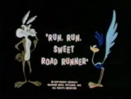 Lt run run sweet road runner tbbrrs fs