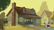 Yosemite sam house