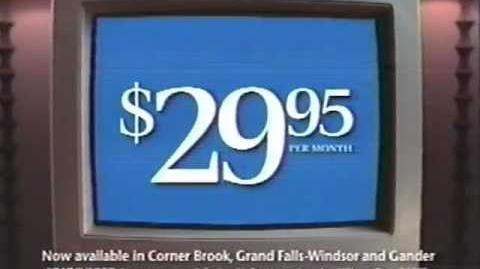 Cable Atlantic RoadRunner Internet Commercial 2000