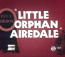 Little Orphan Airedale