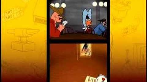 Duck Amuck (2007) Launch Trailer