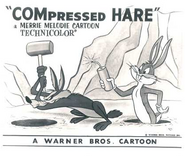 Compressed Hare Lobby Card