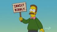 THOHXXII Ned Flanders Looney Tunes