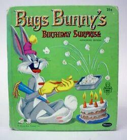 Bugs-birthdaysurprise