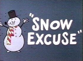 Snowexcuse